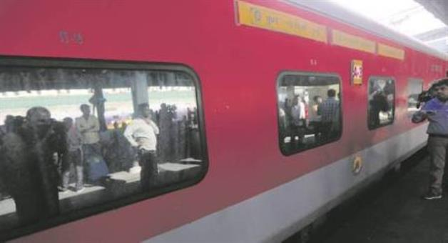 Khabar Odisha:14-railways-staff-suspended
