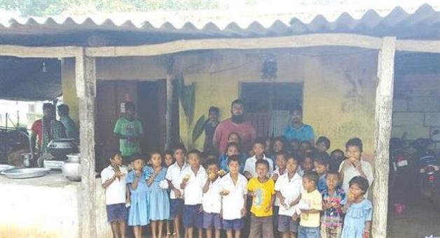 Khabar Odisha:Midday-Meal-discontinued