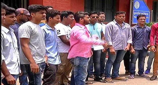 Khabar Odisha:Ravenshaw-of-Election--In-creating-tense