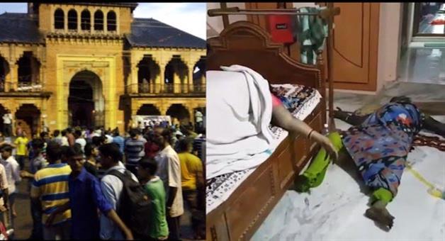 Khabar Odisha:OHRC-adjuncts-Parala-quadruple-murder-case-to-September-22