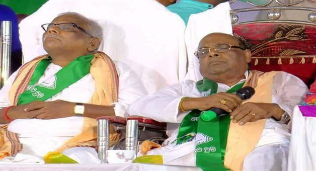 Khabar Odisha:Dama-Rout-Bisnu-Dash-Jagatsinghpur-BJD-Politics