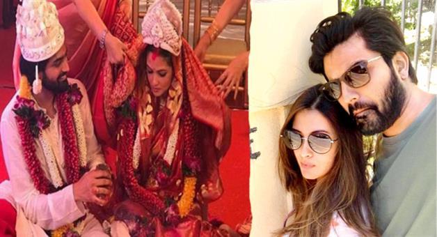 Khabar Odisha:Riya-sen-married-to-her-long-time-boyfriend-shivam-in-pune