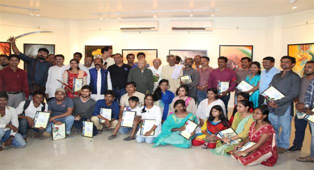 Khabar Odisha:odia-biratwa-ra-chitra-workshop