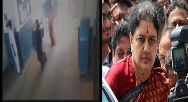 Khabar Odisha:Sasikala-has-the-power-to-go-out-of-the-jailvideo-viral