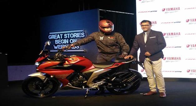 Khabar Odisha:Yamaha-Launches-Fazer-25-cost-129-Lakh