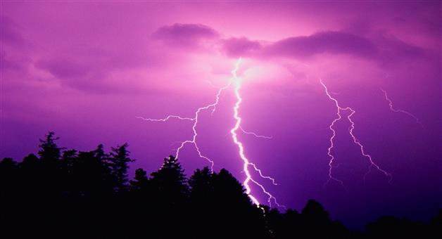 Khabar Odisha: Lightening-Alert