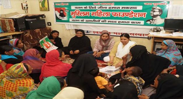 Khabar Odisha:muslim-women-getting-life-threat-for-attending-modi-samvad