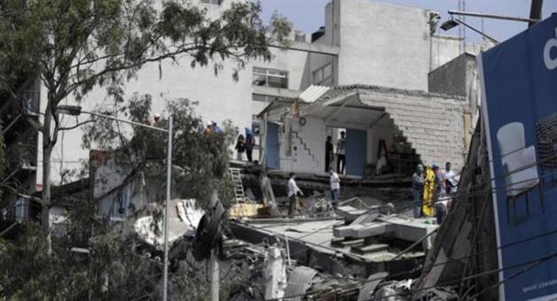 Khabar Odisha:quake-kills-at-least-100-as-buildings-collapse-in-Mexico