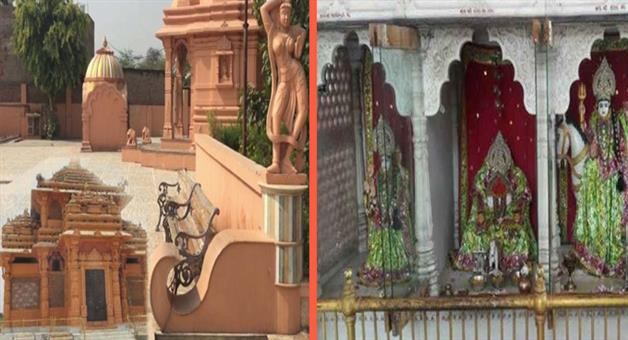 Khabar Odisha:details-about-Dola-mata-mandir-where-an-Muslim-woman-is-worships