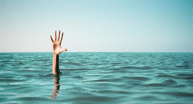 Khabar Odisha:2-child-drowning-in-pond-bhadrak-odisha