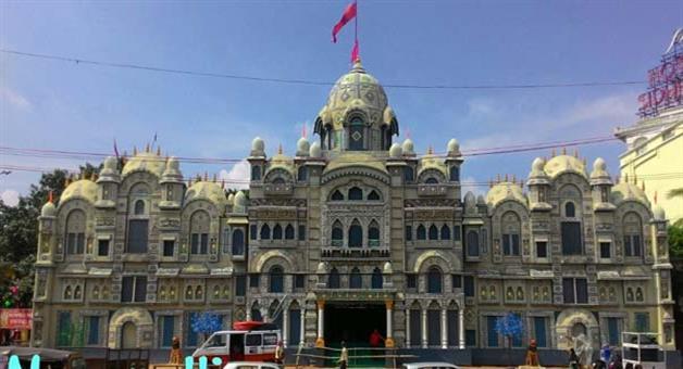 Khabar Odisha:Nayapalli-Durga-Puja-Pendal