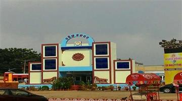 Khabar Odisha:Jharpada-Durga-Puja-Pandal