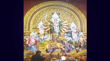 Khabar Odisha:Nayapali-Durga