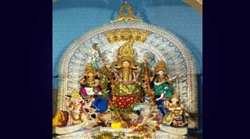 Khabar Odisha:Choudhary-Bazar-Durga