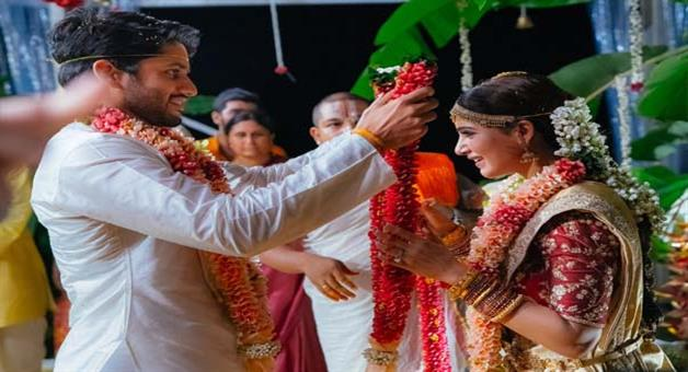 Khabar Odisha:Samantha-ruth-prabhu-and-Naga-chaitanya-got-married-yesterday