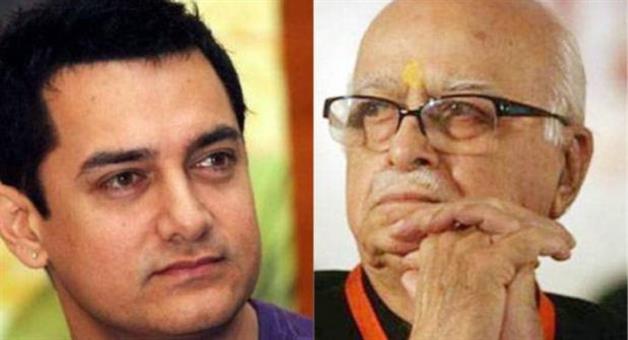 Khabar Odisha:aamir-khan-host-zaira-wasim-film-secret-superstar-screening-for-lk-advani