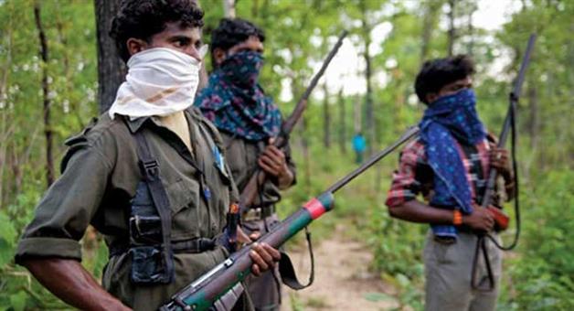 Khabar Odisha:Maoist-Kidnapped-a-Person-in-malkangiri