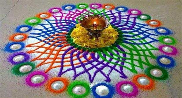 Khabar Odisha:lifestyle-dhanteras-special-rangoli-tips