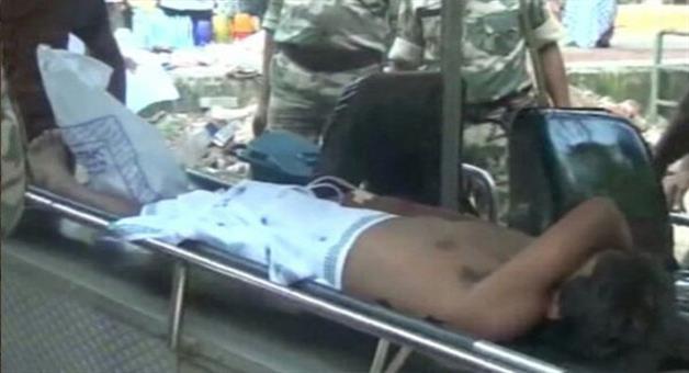Khabar Odisha:Dreaded-criminal-Khokan-injured-in-Cuttack-police-encounter