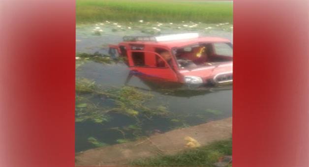 Khabar Odisha:School-Van-accident-in-Bhadrak-7-students-injured
