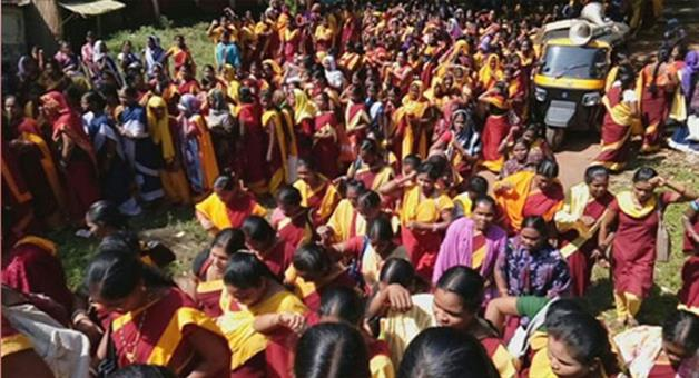 Khabar Odisha:BSS-support-Angawadi-workers-meet-CM