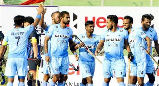 Khabar Odisha:india-beat-malaysia-6-2-in-second-super-4s-match