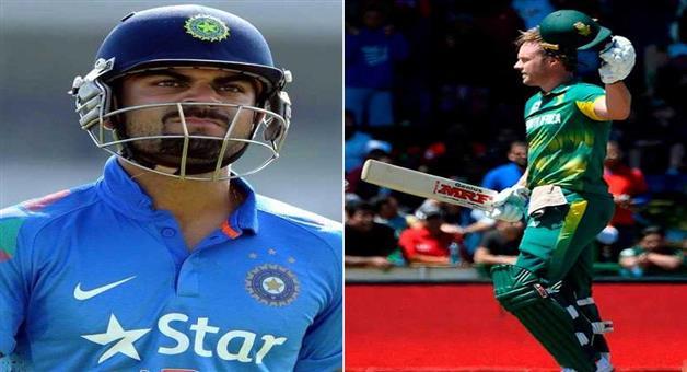 Khabar Odisha:icc-odi-rankings-ab-de-villiers-virat-kohli-no1-spot-batsmen-india-south-africa