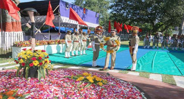 Khabar Odisha:State-observes-58th-Police-Commemoration-Day