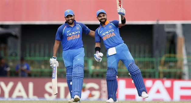 Khabar Odisha:most-odi-run-in-2017-rohit-can-replace-top-batsman-virat-kohli-against-new-zealand-series