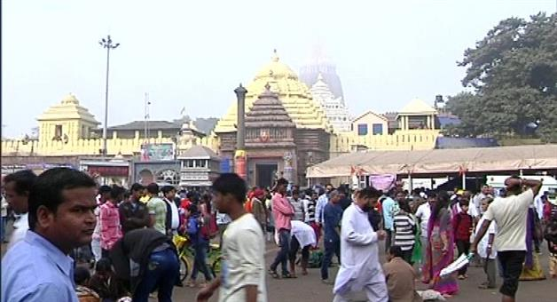 Khabar Odisha:Puri-Srimandir-Security