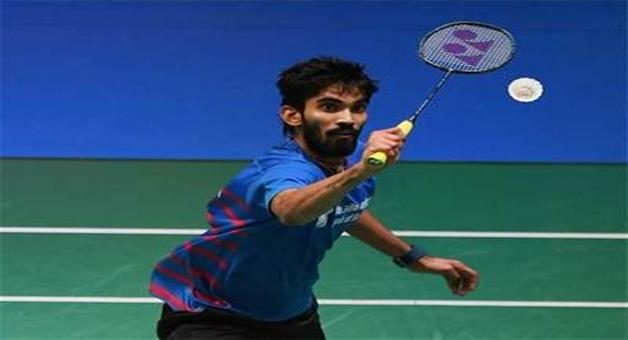 Khabar Odisha:kidambi-srikanth-beats-wong-wing-ki-vincent-of-hong-kong-to-enter-final-of-denmark-open