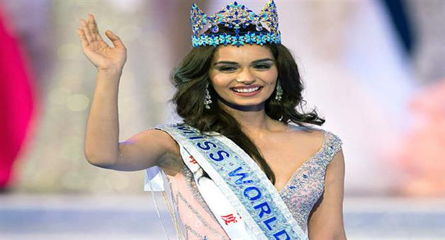 Khabar Odisha:manushi-chhiller-of-india-has-become-the-miss-world