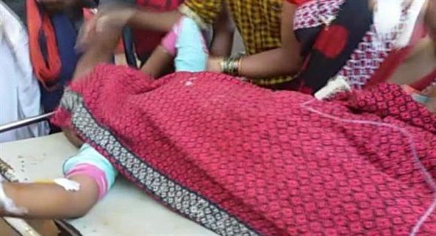 Khabar Odisha:Kunduli-surviver-SCB-shifted