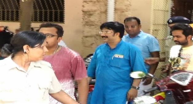 Khabar Odisha:One-crore-land-chitting-case-Mayarbhanj-BJP-precedent-arrested
