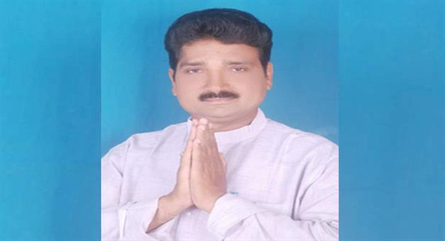 Khabar Odisha:Arupananda-Sahu-appointed-as-Bargarh-BJP-new-President
