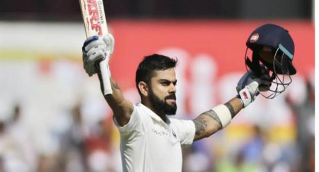 Khabar Odisha:ind-vs-sl-2nd-test-virat-kohli-slammed-19th-test-century