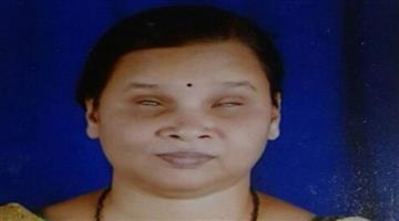 Khabar Odisha:First-Blind-women-manju-got-PHD