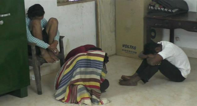 Khabar Odisha:SOG-JAWAN-ARRESTED-FOR-SUPERSATURATION
