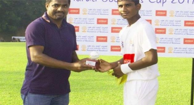 Khabar Odisha:a-youngster-from-sri-lanka-hits-seven-consecutive-sixes-in-an-over