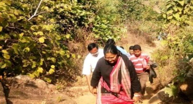 Khabar Odisha:Naveen-appreciate-Nuapada-collector