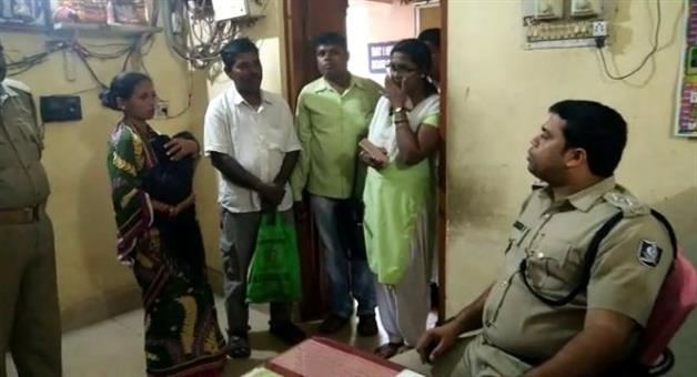 Khabar Odisha:Child-sale-in-saliasahi