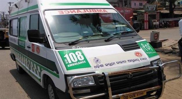 Khabar Odisha:ambulance-Service-doesnt-Work-in-7332-Villege-Odisha