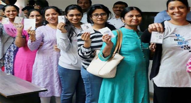 Khabar Odisha:68-percentage-voting-in-gujarat-second-phase