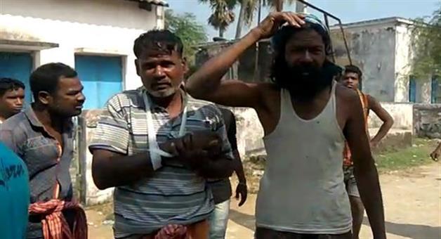 Khabar Odisha:Strife-in-chilika-puri