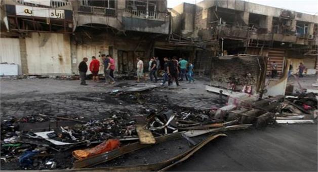 Khabar Odisha:27-people-killed-in-twin-suicide-bombing-in-baghdad