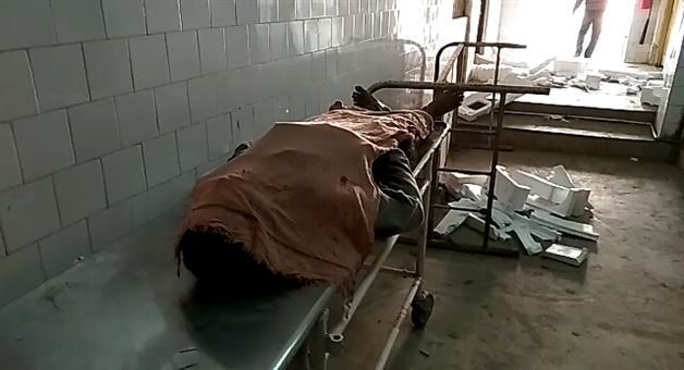 Khabar Odisha:Murder-in-jagatsinghpur-balikuda--police-station