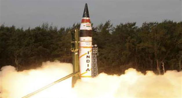 Khabar Odisha:Missile-Agni-5-to-be-test-fired-today