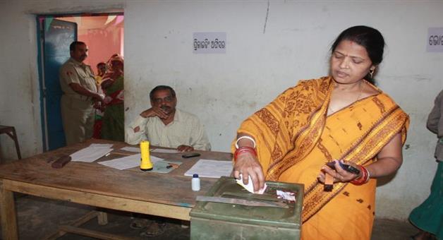 Khabar Odisha:Panchayata-Pole-In-Ganjam