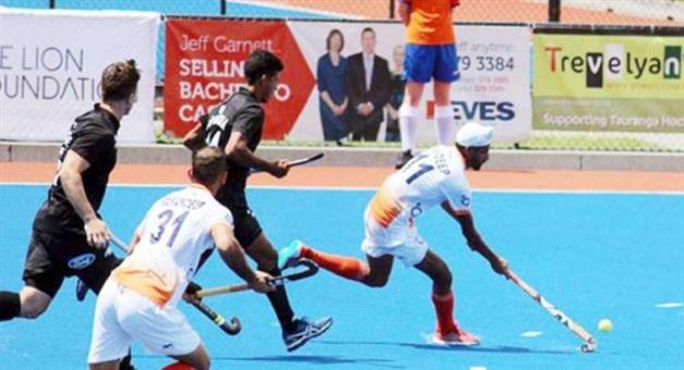 Khabar Odisha:hockey-new-zealand-beat-india-in-title-final