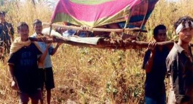 Khabar Odisha:Lifting-only-Assurance-to-banda-ghati-tribal-to-come-medical